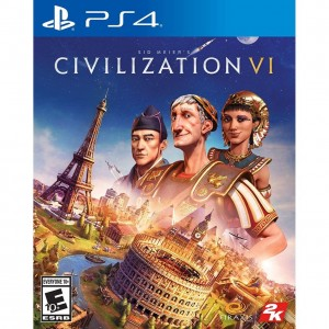 civilization VI ps4 nowa (KW)