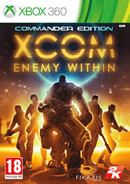 XCOM Enemy Within X360 Używana nh