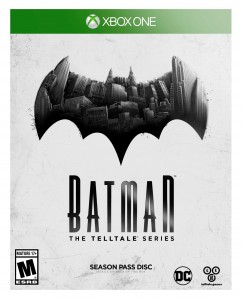 Batman Telltale Games Series XONE Używana nh