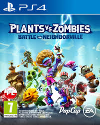 Plants vs. Zombies: Battle for Neighborville PS4 Używana nh