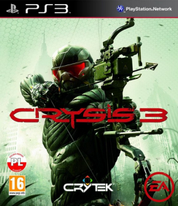 Crysis 3 PS3 Nowa (KW)