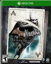 Batman Return to Arkham XONE Używana nh