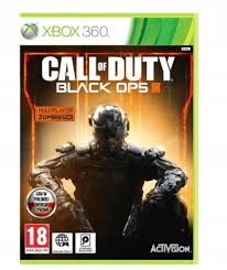 Call of duty Black ops 3 x360 używana (KW)