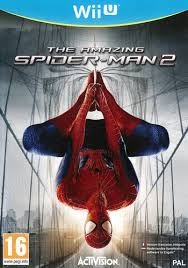 The Amazing Spider-man 2 WII U Nowa (KW)