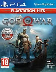 God of War PS4 Używana nh