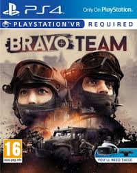 Bravo Team VR PS4 Nowa nh