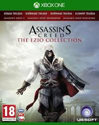 Assassins Creed The Ezio Collection XONE Nowa nh