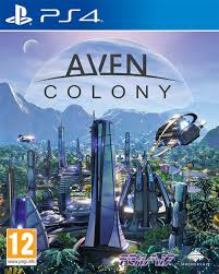 Aven Colony PS4 Nowa nh