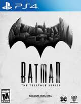 Batman Telltale Games Series PS4 Nowa nh