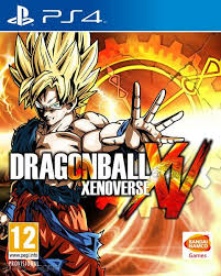 Dragon Ball Xenoverse PS4 Nowa nh