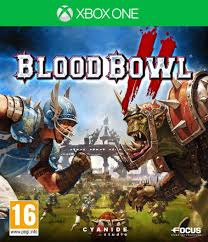 Blood bowl II Xone Nowa (KW)