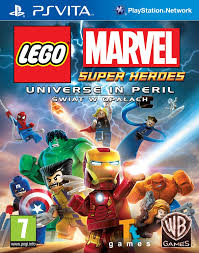 lego marvel super heroes universe in peril PSV NOWA (KW)