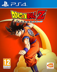 Dragon Ball Z Kakarot PS4 Używana (KW)
