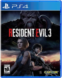 Resident evil 3 Remake HD Ps4 Nowa (KW)