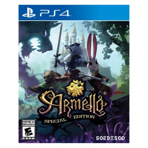 Armello Specjal Edition Ps4 Nowa (KW)