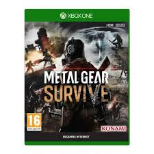 Metal Gear Survive XONE Używana nh