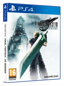 Final Fantasy VII Remake PS4 Nowa (KW)