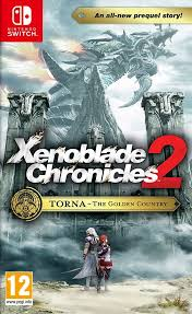 Xenoblade Chronicles 2 Torna SWITCH Nowa nh