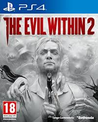 The Evil Within 2  ENG PS4 Używana nh
