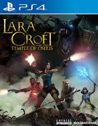 Lara Croft and the Temple of Osiris PS4 Używana (KW)