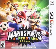 Mario Sports Superstars 3DS Używana nh
