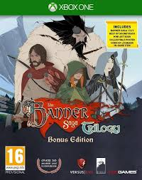 The Banner Saga Trilogy XONE Używana nh