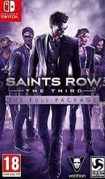 Saints Row The Third - The Full Package SWITCH Używana nh