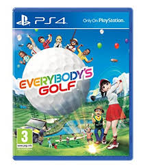 Everybodys Golf PS4 Używana (KW)