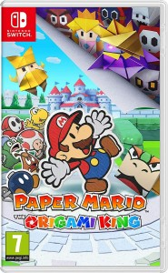 Paper Mario: The Origami King Nowa Switch (kw)