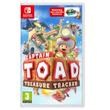 Captain Toad Treasure Tracker SWITCH Używana nh