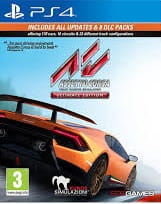 Assetto Corsa Ultimate Edition PS4 Nowa nh