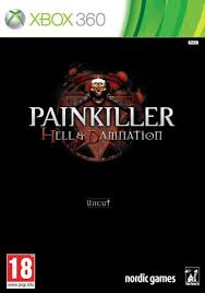Painkiller Hell & Damnation X360 Używana nh