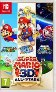 Super Mario 3D All-Stars Switch Używana (KW)