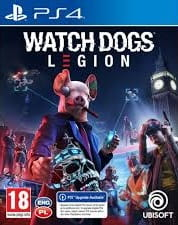Watch Dogs Legion PS4 Nowa (KW)