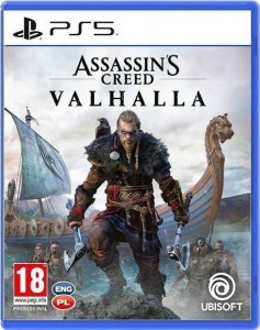 Assassin's creed Valhalla PS5 Nowa (KW)
