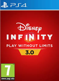 Disney Infinity 2.0 Play Without Limits (sama gra) PS4 Używana nh