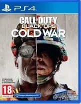Call Of Duty Black Ops Cold War PS4 używana (KW)