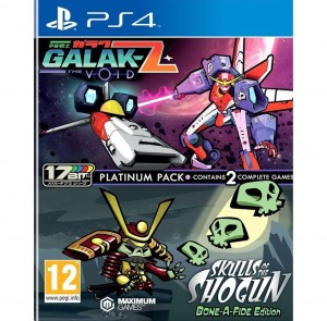 Galak Z The Void + Skulls of the Shogun PS4 NOWA (KW)