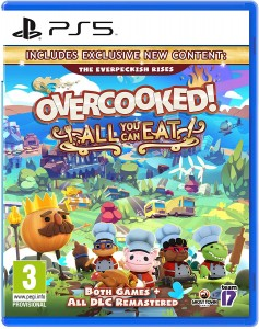 Overcooked all you can eat edition PS5 NOWA (KW)