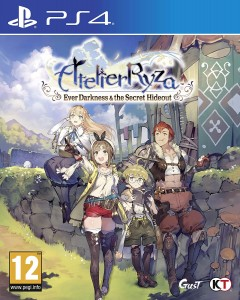 Atelier Ryza Ever Darkness & Secret Hideout PS4 NOWA (KW)