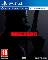 Hitman 3 PS4 Nowa nh
