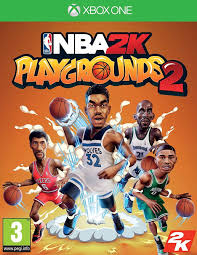 NBA 2K Playgrounds 2 XONE Nowa nh