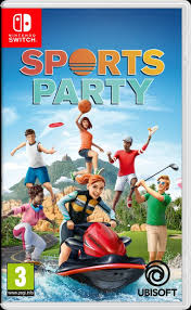 Sports Party SWITCH Nowa nh
