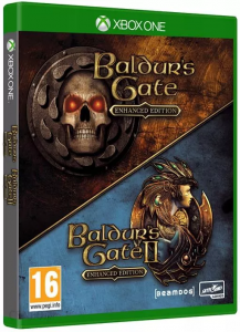 Baldurs Gate 1 & 2 Enhanced Edition XONE Nowa (kw)