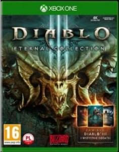 Diablo 3 Eternal Collection PL XONE Używana nh