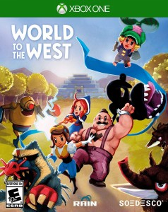 World to the West XONE NOWA (KW)
