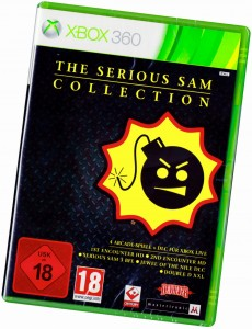 The Serious Sam Collection X360 Nowa (KW)