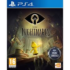 Little Nightmares PS4 Używana nh