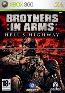 Brothers in Arms Hell's Highway X360 Używana (KW)