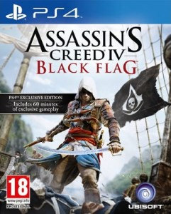 Assassin's Creed IV Black Flag PS4 Używana (KW)